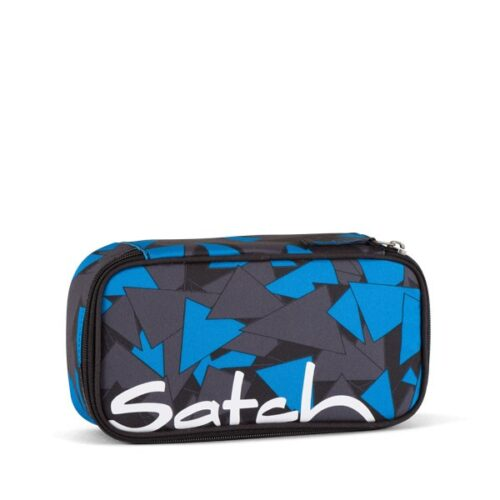 несесер satch PencilBox Blue Triangle