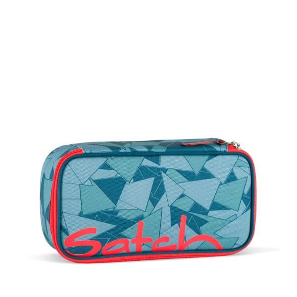 neseser satch PencilBox Petrol Triangle | ergo-bags.bg