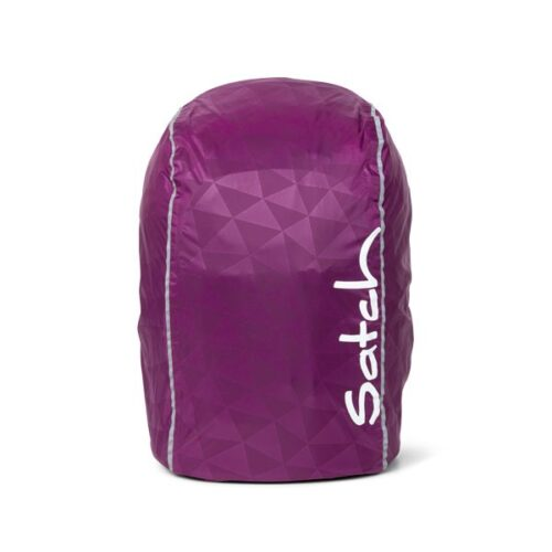 дъждобран за раници satch Purple