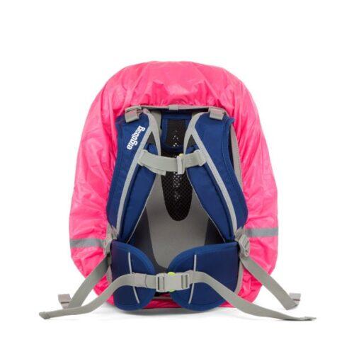 Светлоотразителен дъждобран за раници Ergobag Pink