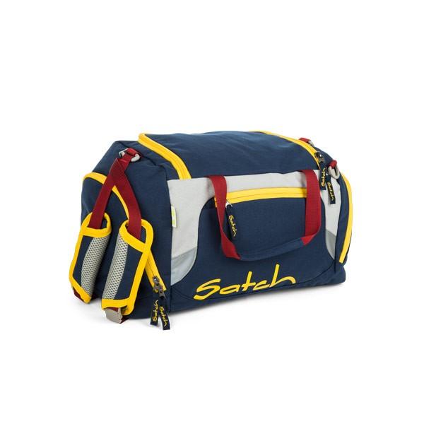 Спортен сак с три отделения с ципове satch Flash Hopper
