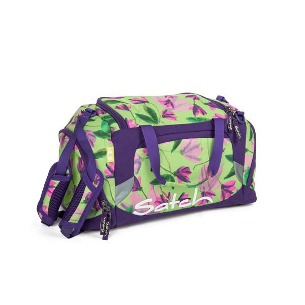Спортен сак в пролетни цветове satch Ivy Blossom