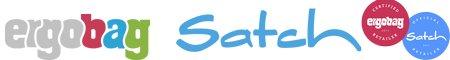 Раници за деца и ученици | Ergobag и Satch Logo