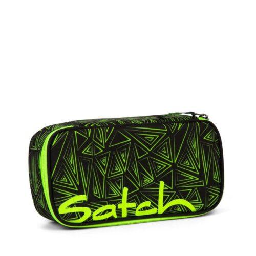 несесер satch PencilBox Green Bermuda