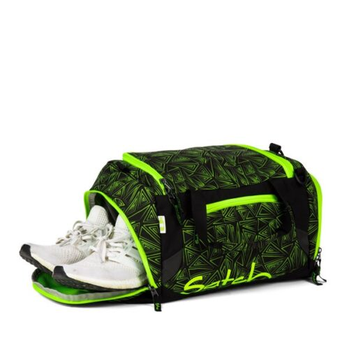 спортен сак satch Green Crush