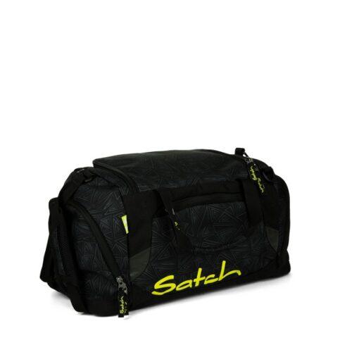 Спортен сак satch Black Bermuda с дръжки и презрамки