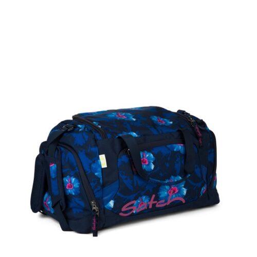 Спортен сак satch Waikiki Blue с дръжки и презрамки