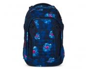 Разтягаща се ученическа раница Waikiki Blue в стилни magic цветове