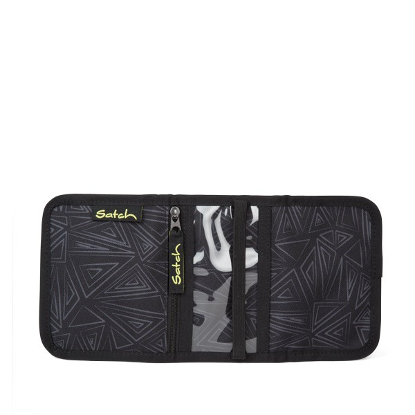 портфейл satch Black Bermuda