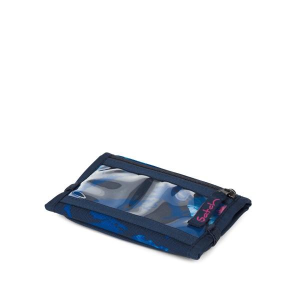 Портфейл за тийнейджър satch wallet Waikiki Blue