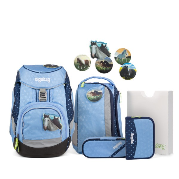 комплект ergobag pack Sky RideBear