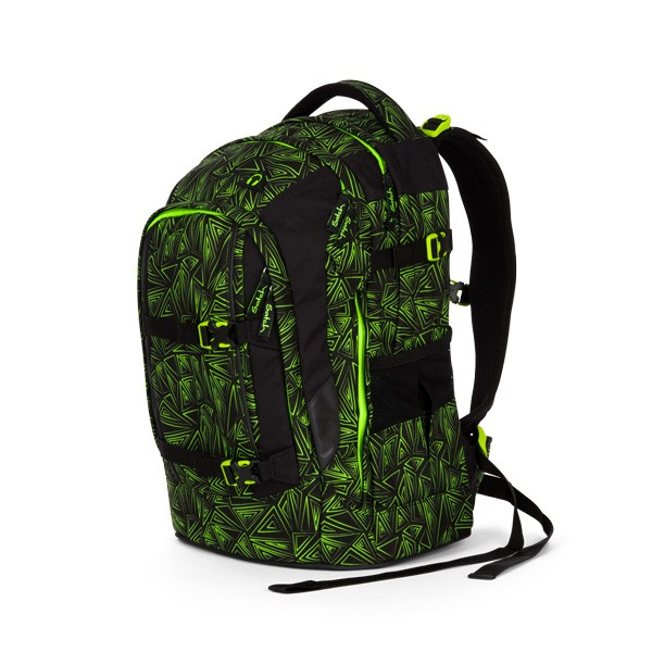 раница satch pack Green Bermuda