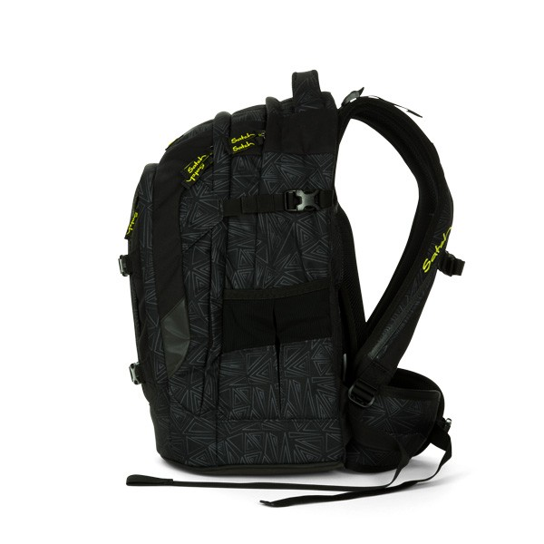 раница satch pack Black Bermuda