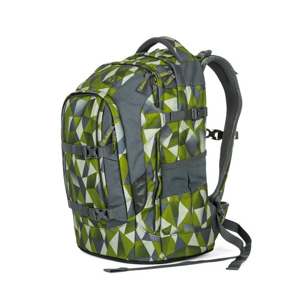 раница satch pack Green Crush