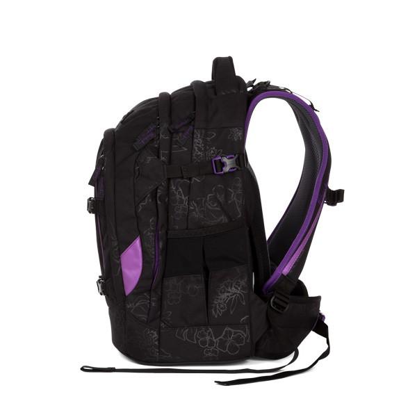 раница satch pack Purple Hibiscus