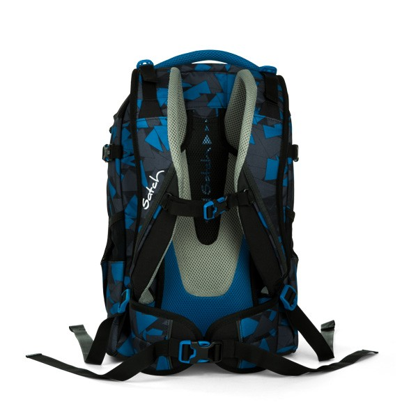 раница satch pack Blue Triangle