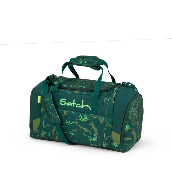 спортен сак satch Green Compass