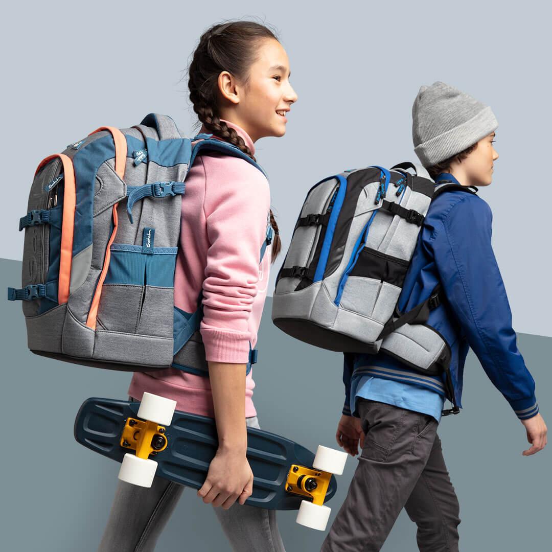Ергономична раница за тийнейджъри Satch Pack
