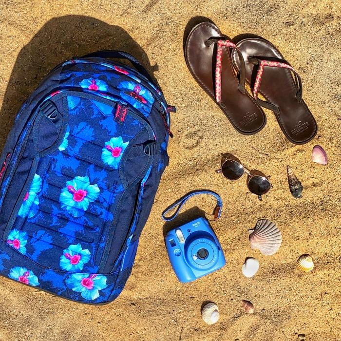 раница satch match Waikiki Blue