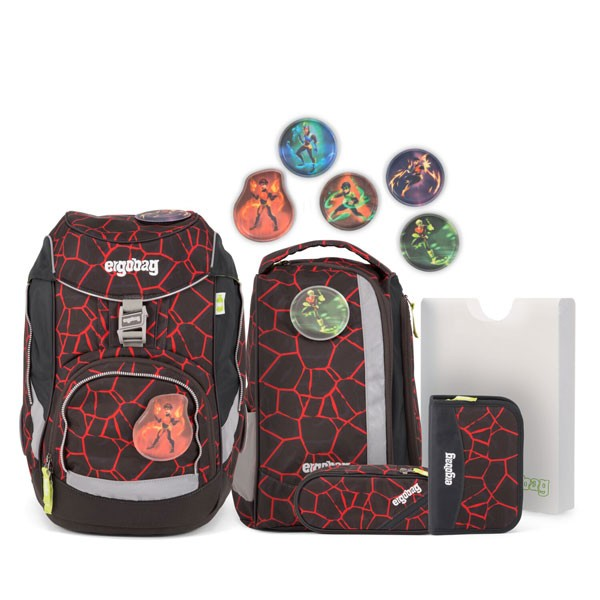 ERG SET 001 9V0 ergobag pack Set SupBearHero | ergo-bags.bg