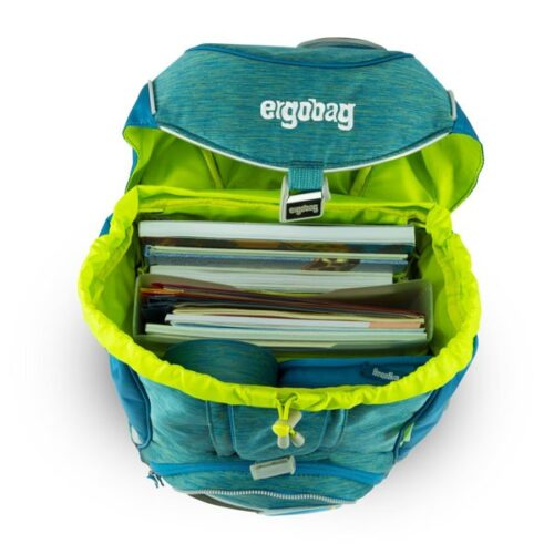 раница ergobag pack MonstBear