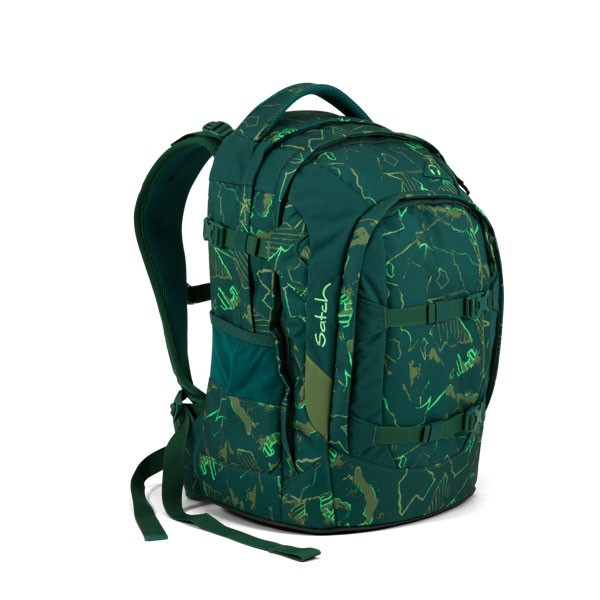 тийн раница satch pack Green Compass