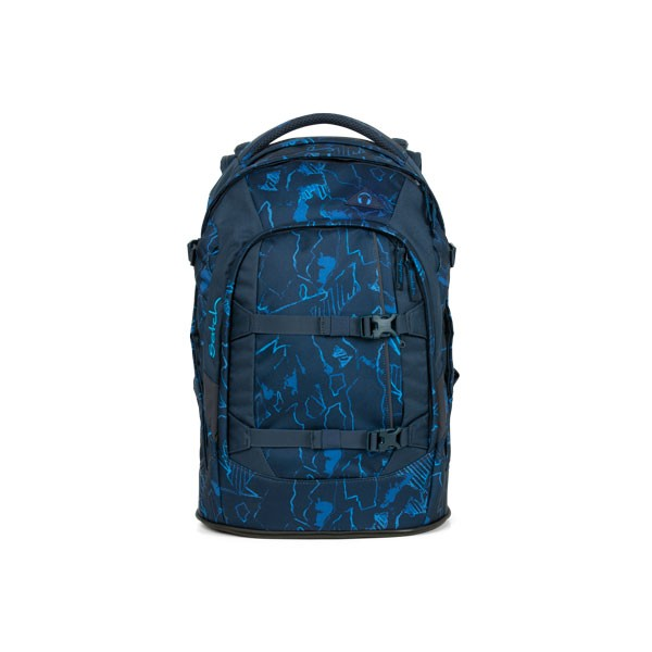 тийн раница satch pack Blue Compass