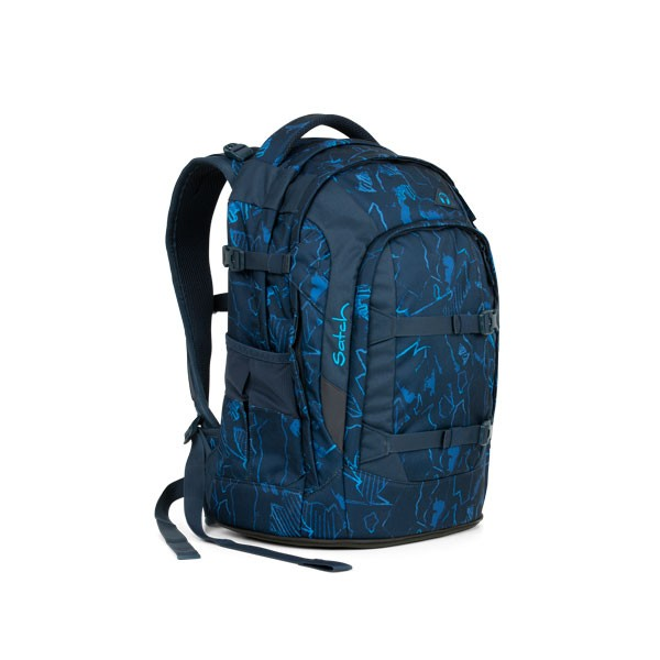 тийн раница satch pack Blue Compass