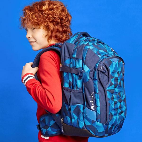 ученически раници с разтягащ се преден джоб | ergo-bags.bg
