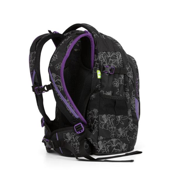 раница satch pack Ninja Hibiscus