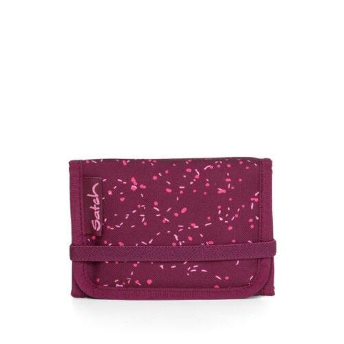 портмоне за момичета в лилаво