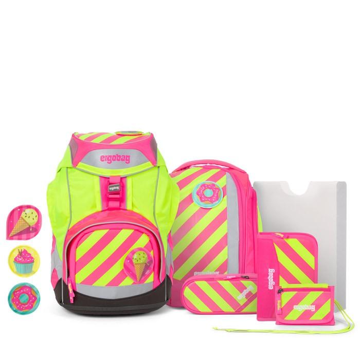 ERG SED 003 511 ergobag pack CandyBear | ergo-bags.bg