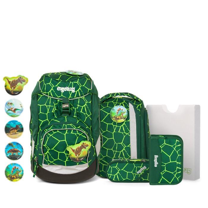 ERG SET 001 9Y0 ergobag pack BaerRex | ergo-bags.bg