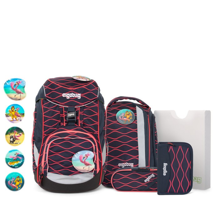 ERG SET 001 9Y2 ergobag pack SurfrideBear | ergo-bags.bg