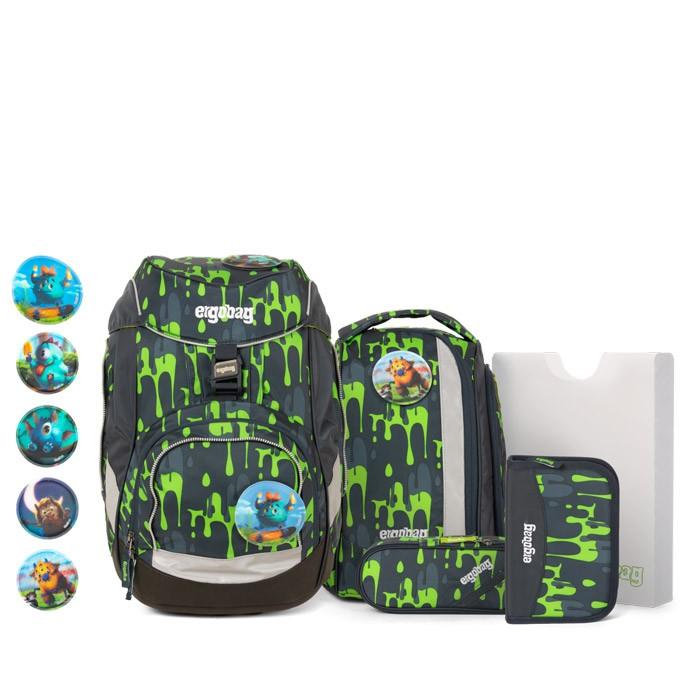 ERG SET 001 9Z0 ergobag pack GlibbBear | ergo-bags.bg