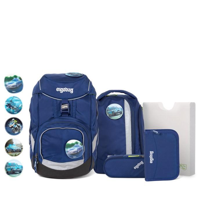 раница ergobag pack InspectBear | ergo-bags.bg