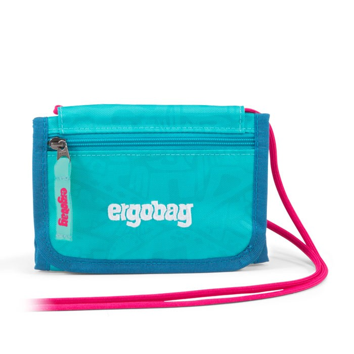 детско ученическо портмоне ergobag Hula HoopBear