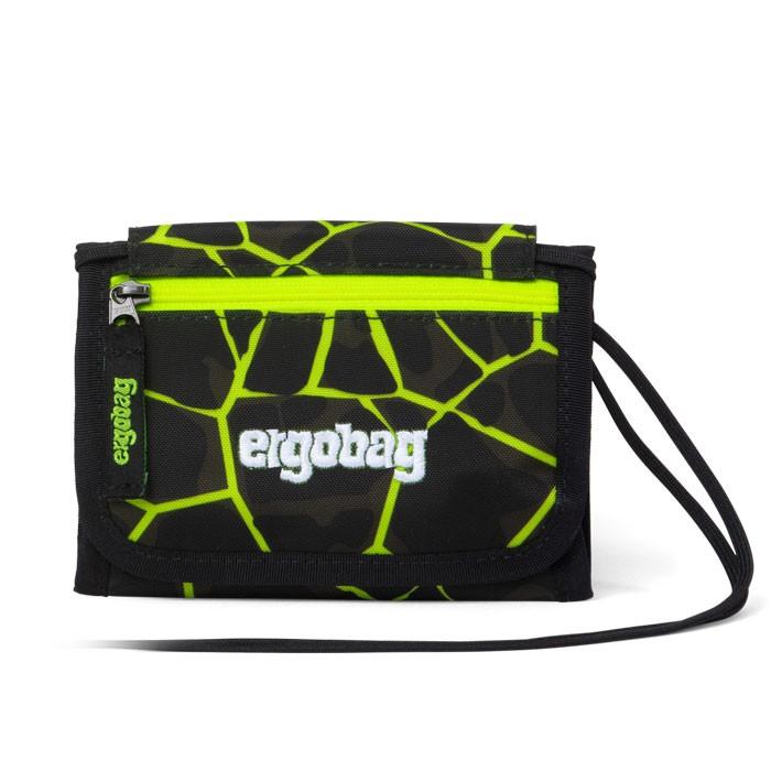 ERG WAL 001 9Y1 ergobag NeckPouch Dragon RideBear   ergo-bags.bg
