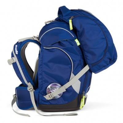 закрепване спортна чанта към ученическа раница