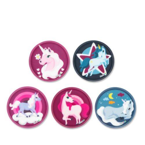 стикери за раница Unicorns с еднорози