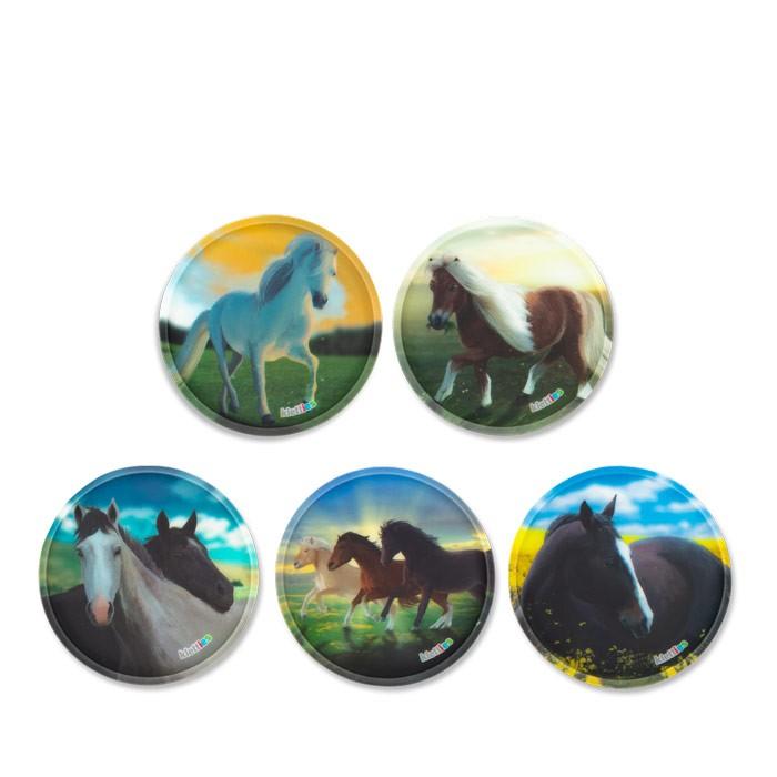 стикери за раница Wild Horses
