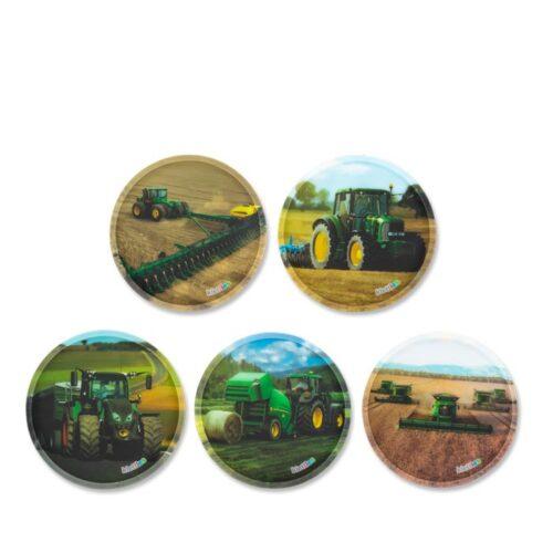 стикери със селскостопански машини
