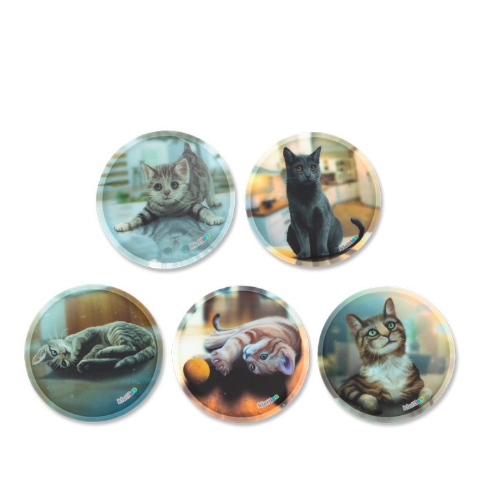 стикери за раница Cats с котета