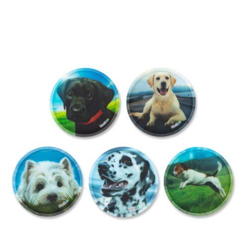 стикери с кученца