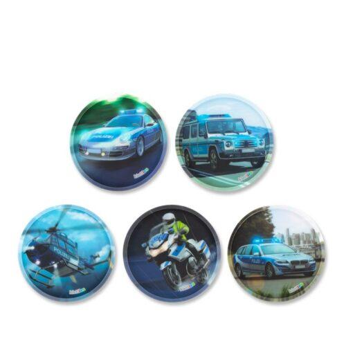 стикери с полицейски коли