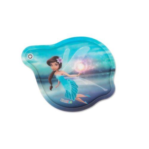 мигащ стикер за раница Fairy
