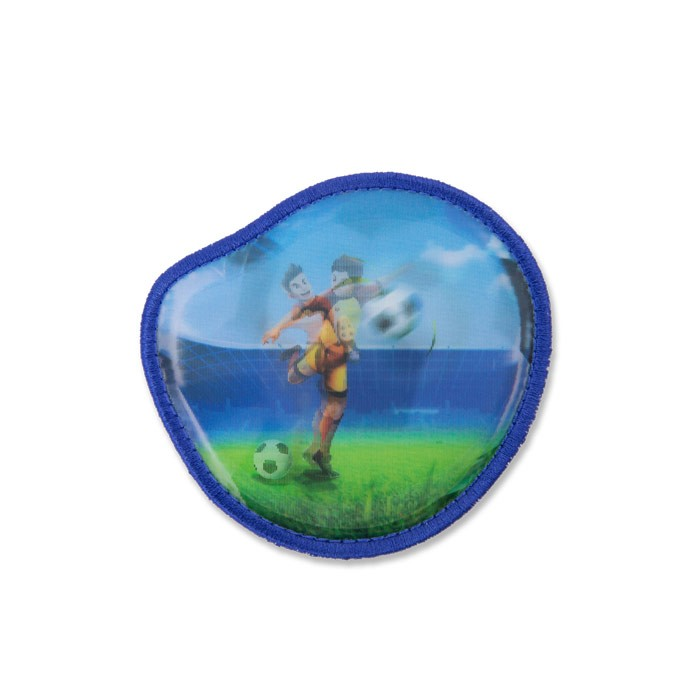 променящ се стикер за раница Soccer