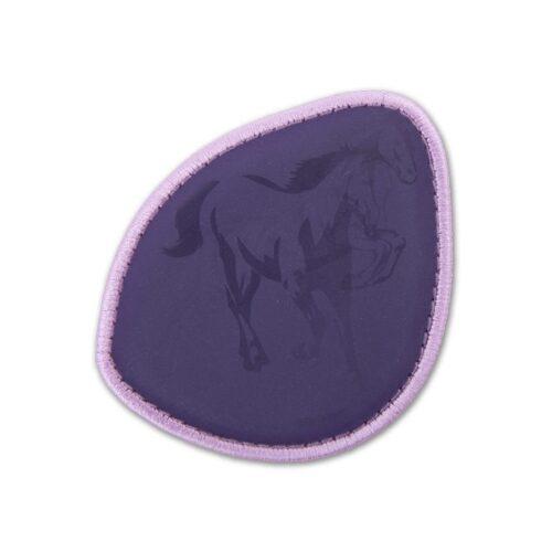 холограмен стикер за раница Horse