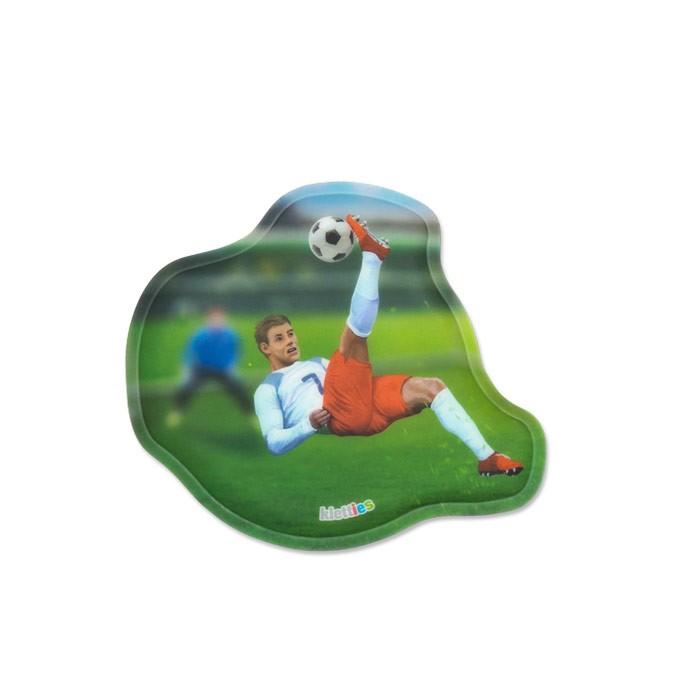 стикер за раница Soccer Striker