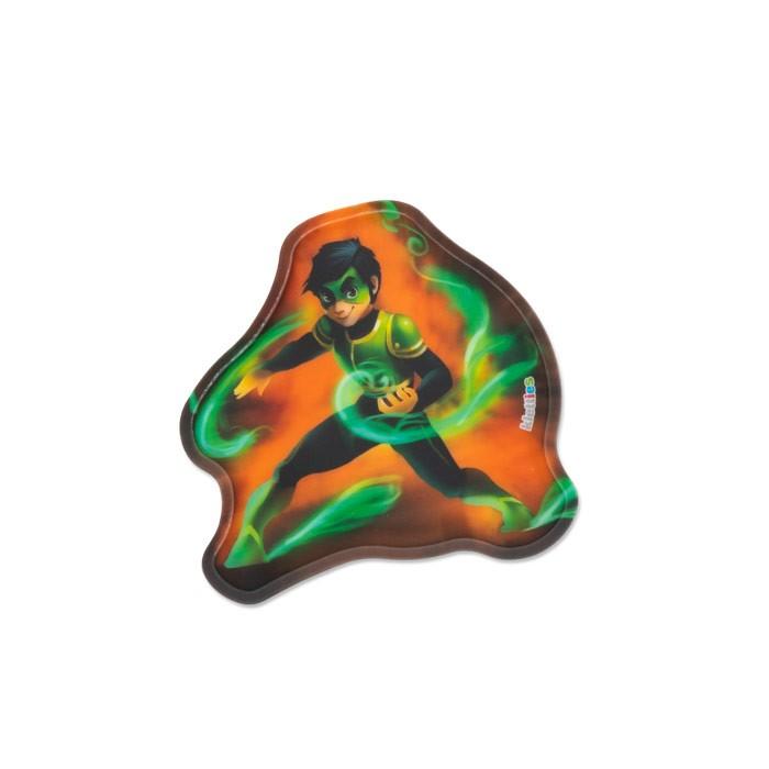 стикер за раница Superhero